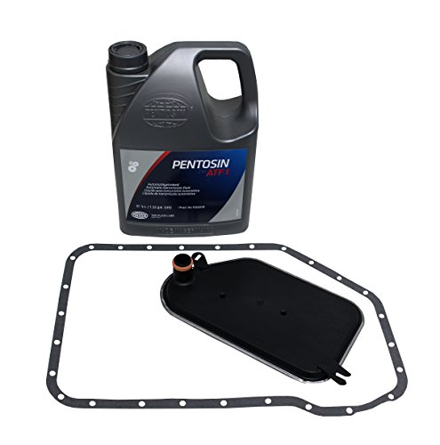 Pentosin 1058206-KIT-1 Automatic Transmission Fluid Service Kit, 169.05 Ounces