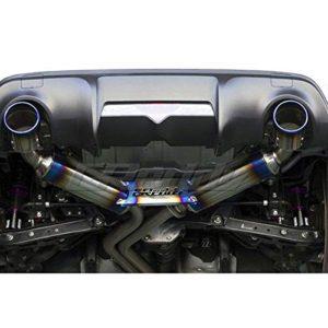 GReddy 10123403 JDM Exhaust (09-16 Nissan GTR Super Street Titan Full Titanium (Special Order)