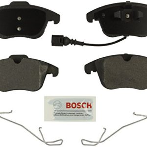 Bosch BE1375H Blue Disc Brake Pad Set with Hardware