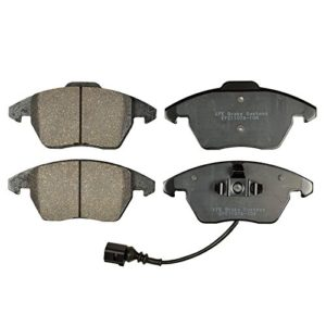 KFE Ultra Quiet Advanced KFE1107A-104 Premium Ceramic FRONT Brake Pad Set
