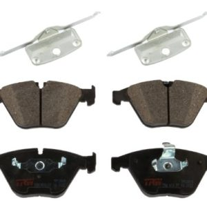 TRW TPC0918 Premium Ceramic Front Disc Brake Pad Set