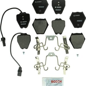 Bosch BP839 QuietCast Premium Semi-Metallic Front Disc Brake Pad Set