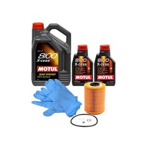 BMW Motul 5w40 Oil Change Kit for 2007+ BMW 335 E90/E92/E93/F30