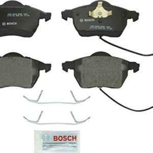 Bosch BP840 QuietCast Premium Semi-Metallic Front Disc Brake Pad Set