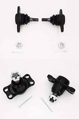 ALN Suspension 2 Front Lower Outer 2 Inner Ball Joint For Nissan Skyline Gtr R32 R33 R34 90-02