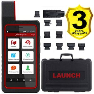 LAUNCH X431 DIAGUN IV Bidirectional OBD2 Diagnostic Scan Tool Actuation Test