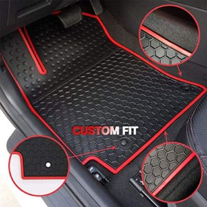 HD-Mart Car Floor Mats Rubber for Toyota RAV4