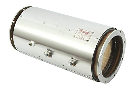 New Hino 6 Cyl Jo8e Diesel Particulate Filter Doc