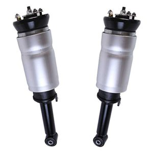 Prime Choice Auto Parts Pair of Front Air Shock Strut Assembly