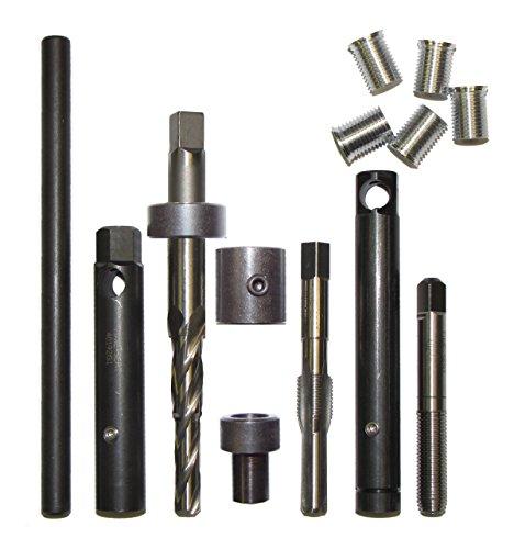 Time-Sert M10x1.25 Duramax diesel GLOW plug thread repair kit