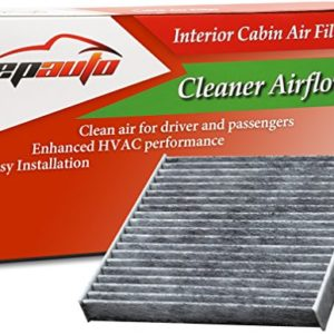 Toyota/Lexus/Scion/Subaru Premium Cabin Air Filter includes Activated Carbon