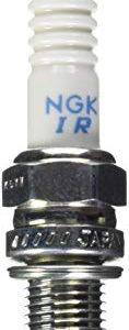 NGK SIKR9A7 Spark Plug (93618 Laser Iridium), 4 Pack