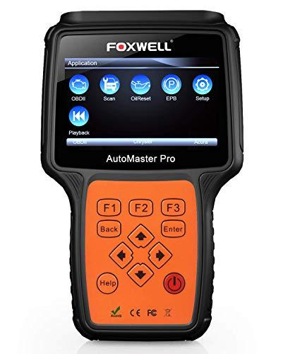 FOXWELL Car Diagnostic Tool Transmission Engine ABS Airbag EPB Tool