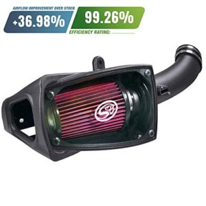 S&B Filters 75-5104 Cold Air Intake for 2011-2016 Ford Powerstroke 6.7L