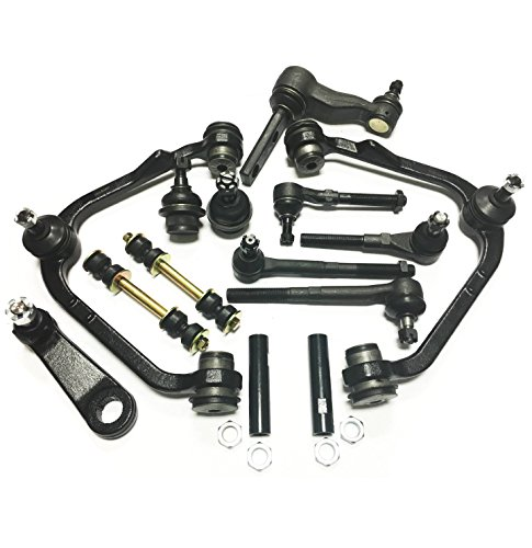 PartsW 18 Piece Front Suspension Kit for Ford
