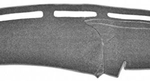 Dodge Ram Dash Cover Mat All Models - Fits 2006-2008 (Custom Carpet, Charcoal)