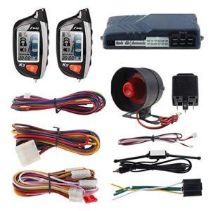 EASYGUARD 2 Way Car Alarm System