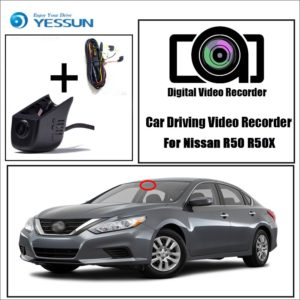Dash Cam for Nissan R50 R50X Car DVR Mini Wifi