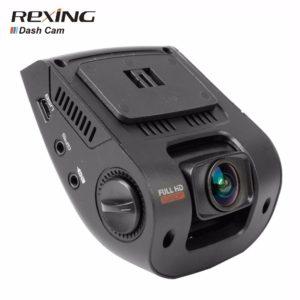 Rexing V1, High Quality, 1080p, Car DVR Camera Dash Cam, 170 Wide Angle