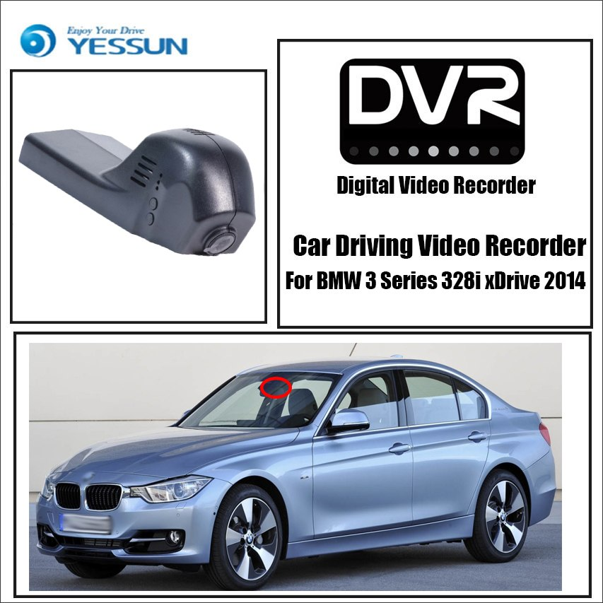 Dashcam For BMW 3 Series 328i XDrive 2014 Best Price Car