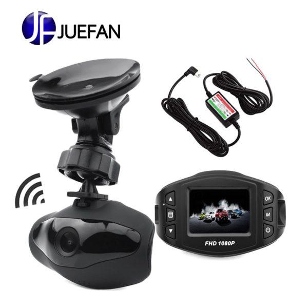 DVR Full HD 1080P 140 Wide Angle Vehicle Car Camera