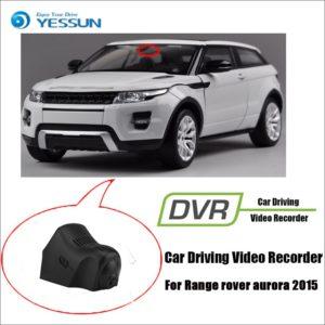 Dash Cam for Range Rover Aurora 2015 Car DVR