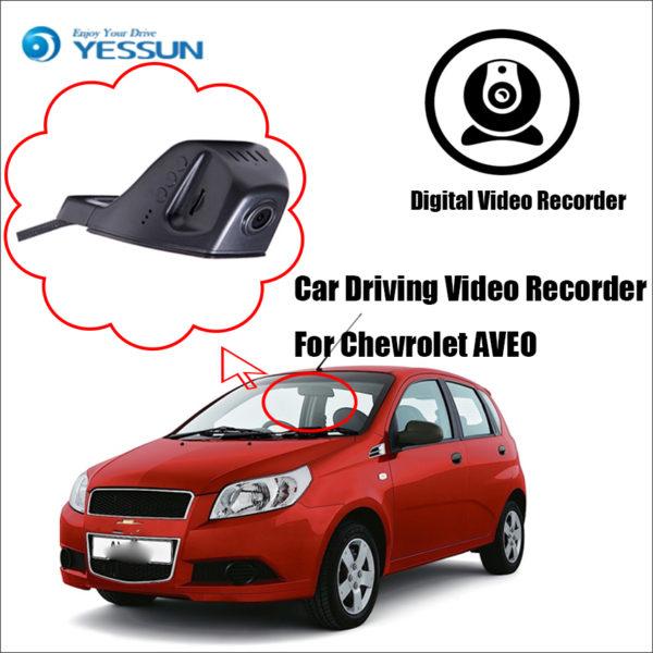 Dash Cam For Chevrolet AVEO, Car Driving Video Recorder DVR