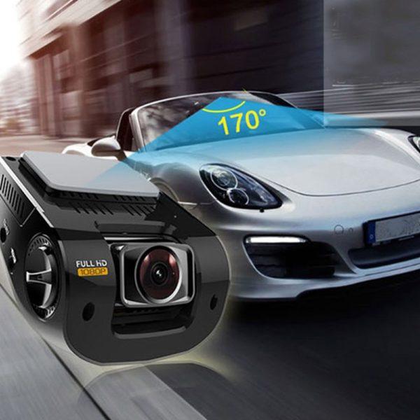 Dash Cam HD 1080p 170 Wide Angle With G-Sensor