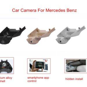 DVR Camera For Mercedes Benz GLK X204 2009-2015 High Configuration
