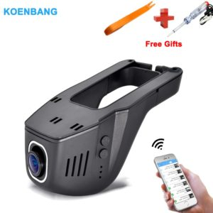 KOENBANG Wifi Hidden Car DVR Dash Camera video recorder