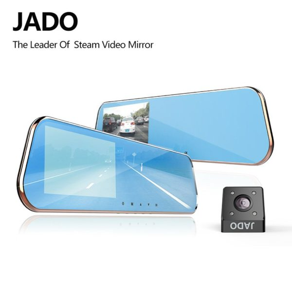 Car Dvr 5.0 IPS Screen Full HD 1080P