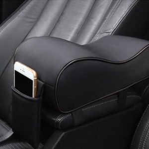 Armrest Increase Box Mats Car Interior Pad Set