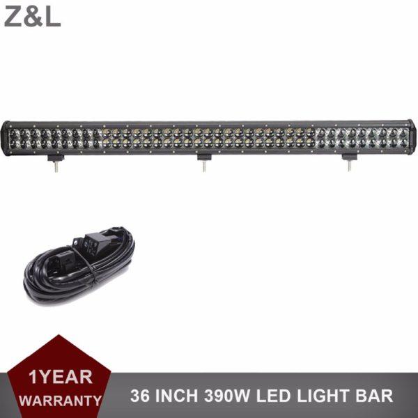 LED Light Bar Combo 12V 24V ATV Truck 4x4 Trailer
