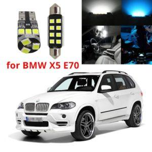 runk Light LED Interior light Kit for BMW X5 E70 2007 -2013