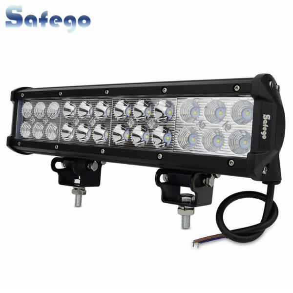 LED Light Bar Combo Beam car truck led Offroad Light 12V 24V