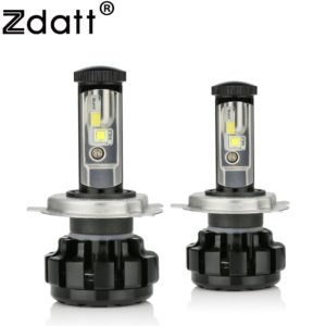 Super Bright H4 Led Bulb 100W 14000LM Headlight Canbus H7 H8 H9 H11