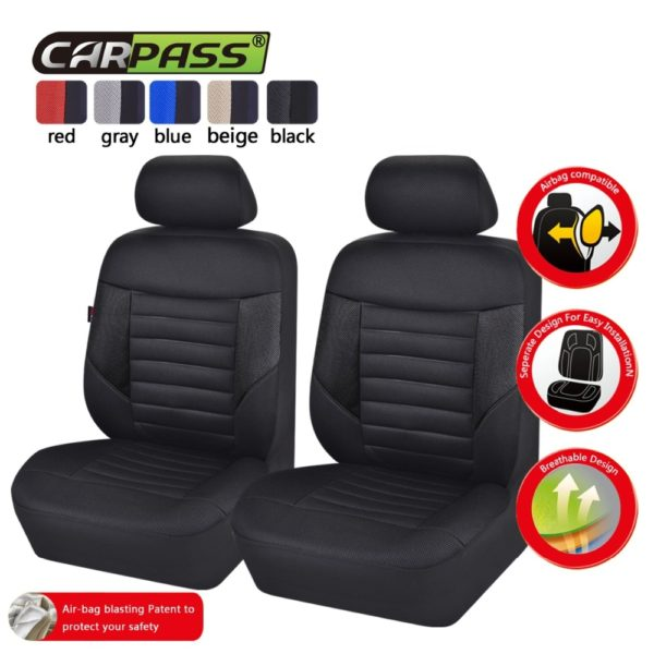 Seat Covers For BMW Toyota Mazda Nissan Hyundai