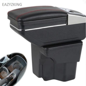 Storage Box Car accessories case For KIA Rio