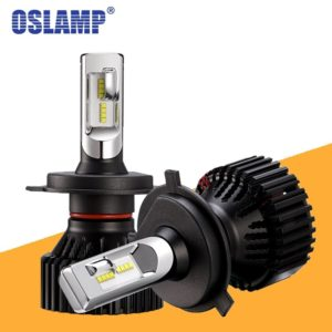 Oslamp T8 Series H4 led Headlight H7 H11 9005 9006 LED Headlight 60W