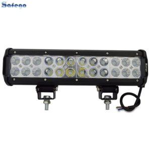 72w Led Light Bar IP67 Combo Beam LED Work Light Bar
