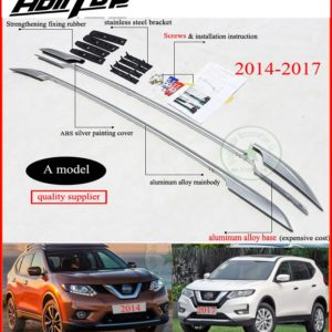 Roof rail roof rack/bar for Nissan X-trail Rogue 2014-2018