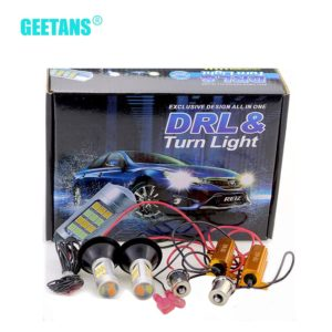 Dual Mode DRL LED Light External Lights High Power BB