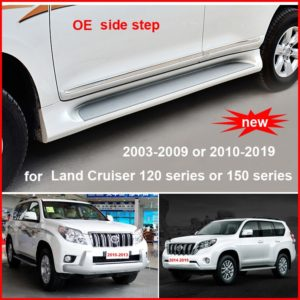 Side step Bar for Toyota Land Cruiser Prado 120 150 2700 4000