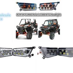 OEM Left & Right Hand LED Headlight Kit 2014-2016 Polaris