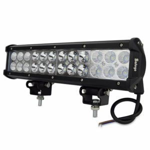 12inch led light bar 24pcs*3w high intensity LEDs led bar