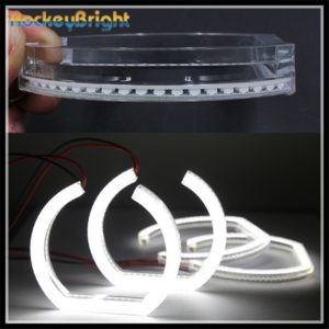 LED Angel Eyes for BMW E90 F30 F35 E92 White Yellow