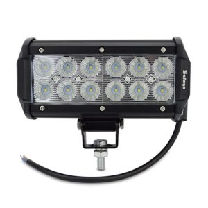 Offroad 36w led light bar 4x4 trucks off road led work light bars