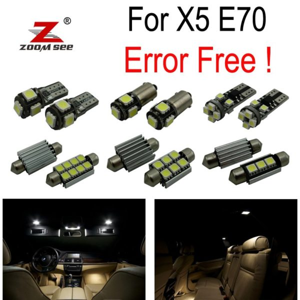 Light full Kit for BMW X5 E70 M xDrive