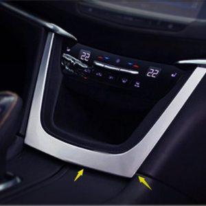 Lapetus For Cadillac XT5 2016 2017 2018 Window Armrest