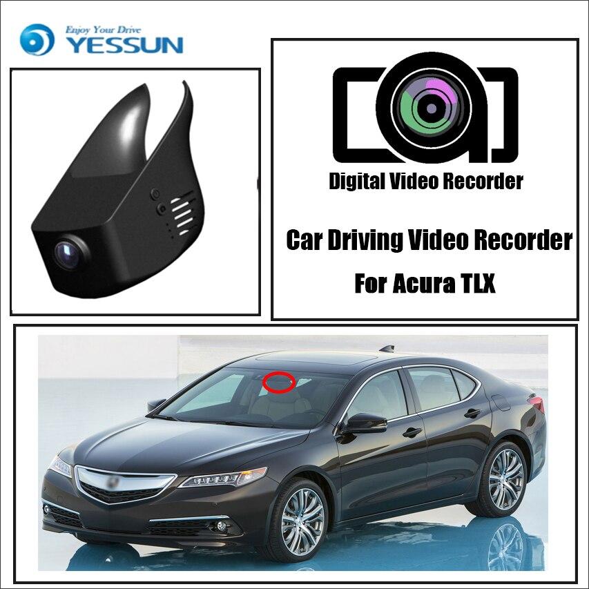Acura TLX Dash Cam Original Style APP Wifi YESSUN Best